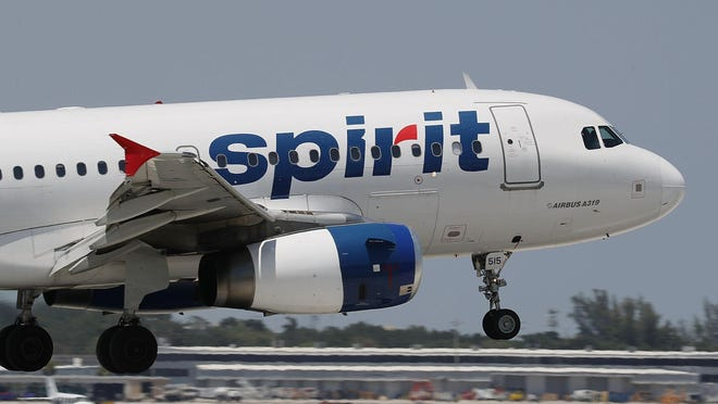 Spirit Air Lines will offer daily nonstop flights from Detroit Metro Airport to Jacksonville, Fla., beginning Dec. 20.