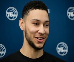 AP source: Simmons, 76ers agree to $170 million, 5-year deal
