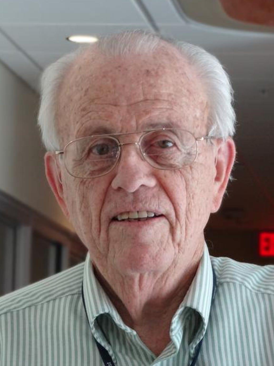 John Beghtol, president of the local Virginia affiliate of the National Alliance on Mental Health.