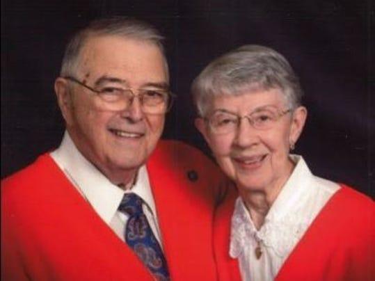 Anniversaries: William Van Tassel & Marie Van Tassel