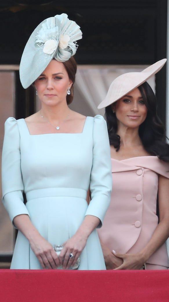 The duchesses.