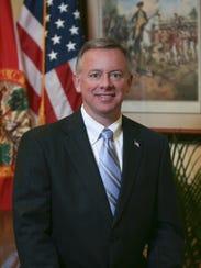 Former Lt. Governor Jeff Kottkamp