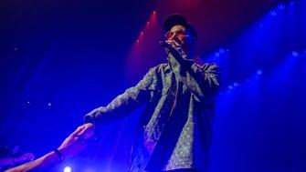 Reggaeton star J. Balvin headlines the new Milwaukee Bucks arena Oct. 11. Tickets ($45 to $350) go on sale at 10 a.m. Friday.