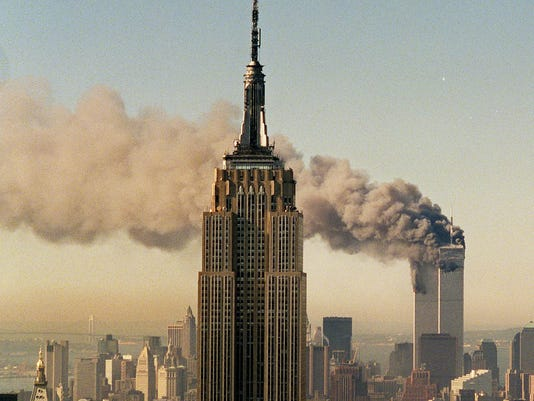 AP SEPT 11 ICONIC IMAGES A FILE USA NY