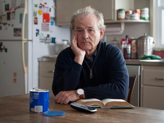 In this image released by HBO, Bill Murray appears