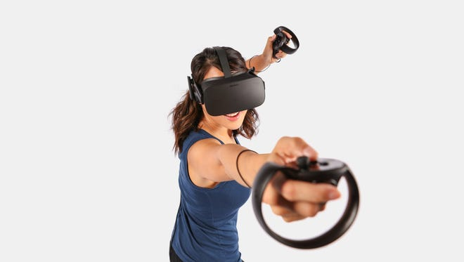Oculus Rift sends you into all surrounding other worlds and dimensions.