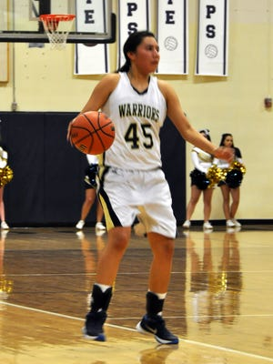 Ruidoso High School's Korey King is the student athlete of the week