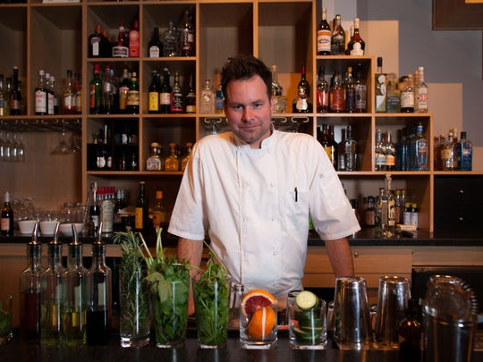 Neal Brown, Chef/ Owner of The Libertine Liquor Bar
