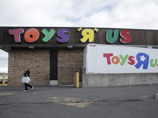 Toys R Us has been squeezed by Amazon.com and huge chains like Walmart.