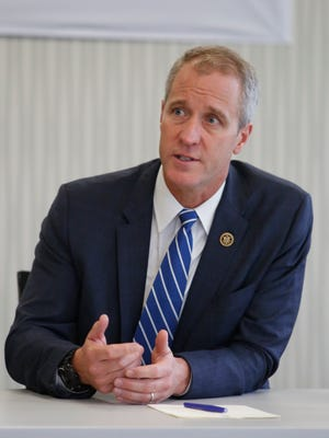 Rep. Sean Patrick Maloney plans to run for attorney general. If he loses, he will still run for Congress.