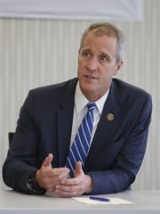 U.S. Rep Sean Patrick Maloney, D-Cold Spring.