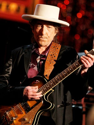 Bob Dylan will perform at Thalia Mara Hall on Oct. 27.