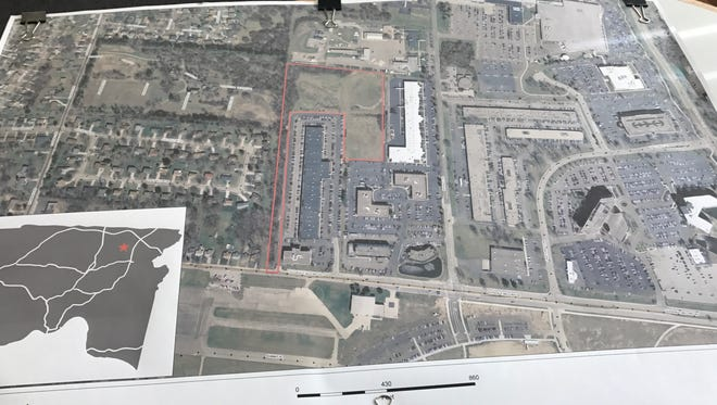 Blue Ash site of possible crime lab