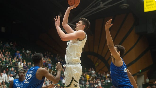 Colorado State forward Nico Carvacho exploring possibility of a transfer, but says he hasn't closed the door on returning to the Rams.