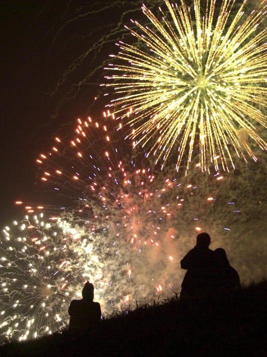 CG Firework 2006