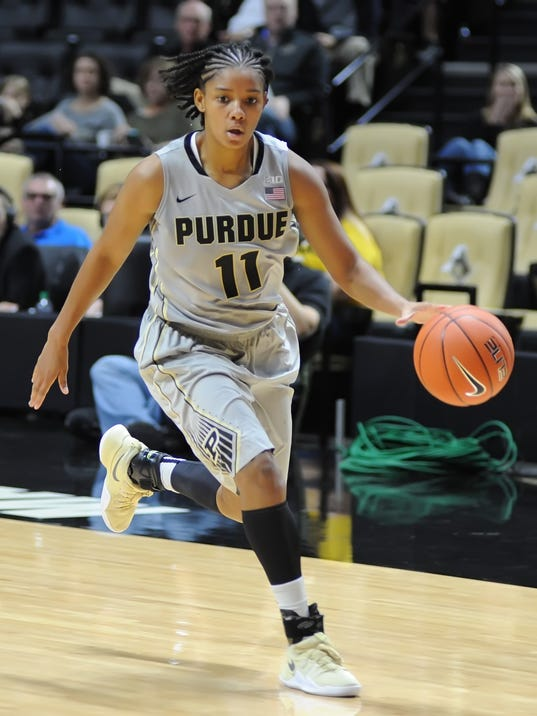 Purdue freshman enjoys early success