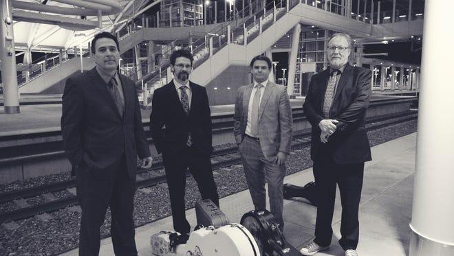 Blue Canyon Boys perform Thursday for Bohemian Nights' Thursday Night Live.