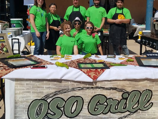 Oso Grill took home the people's choice