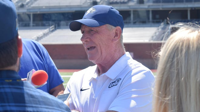 University of New Hampshire football coach Sean McDonnell posted a message on social media Monday urging Wildcat Nation to come together in recognition of social injustice.