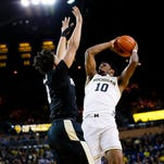 Game thread: Michigan tops No. 14 Purdue, 82-70