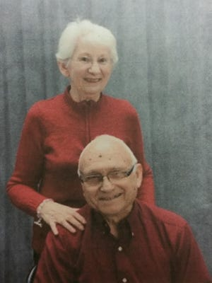 Marlin and Doris McCormick