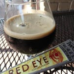Two Brothers Brewing Red Eye Porter .