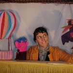LillySilly Puppets will present short puppet acts at Sunny Days Ithaca.