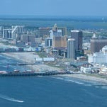 Atlantic City remains on the brink of financial disaster as lawmakers bicker.