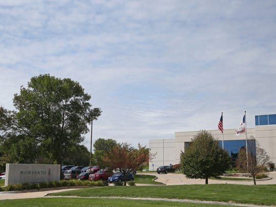 A Monsanto location in Ankeny on Wednesday, Sept. 14,