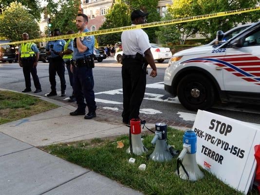 AFP AFP_OH1K9 A GOV DIP USA DC
