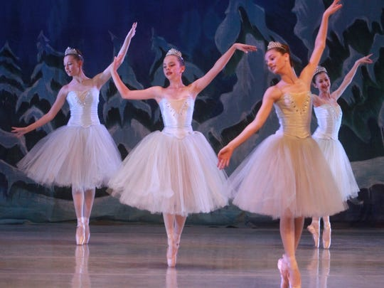 "Enjoying a performance of ""The Nutcracker"" is a holiday tradition for many families."