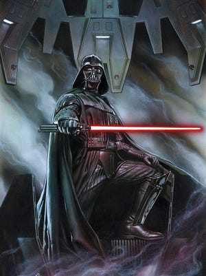 """One of the greatest villains in pop culture gets a new comic book, """"Star Wars: Darth Vader."""""""