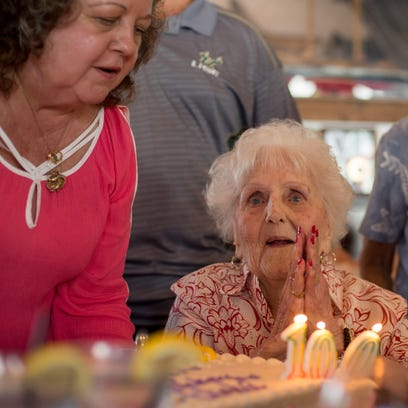 Co-founder of Chuck's Seafood Restaurant in Fort Pierce turns 100 years old   Laurie's Stories