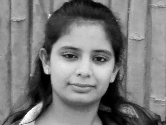 Jan. 2011: Prerna Gandhi is photographed a few months