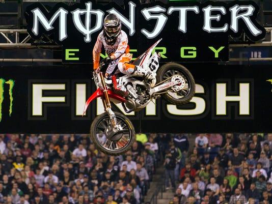 Monster Energy AMA Supercross 2013