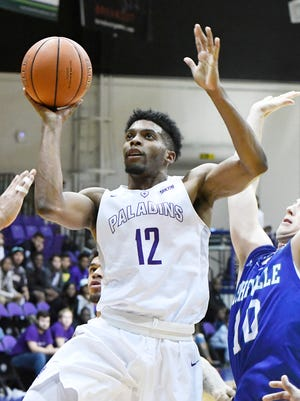 Furman is predicted to win the Southern Conference this season in a media poll, and Devin Sibley (12) has been picked to repeat as conference player of the year.
