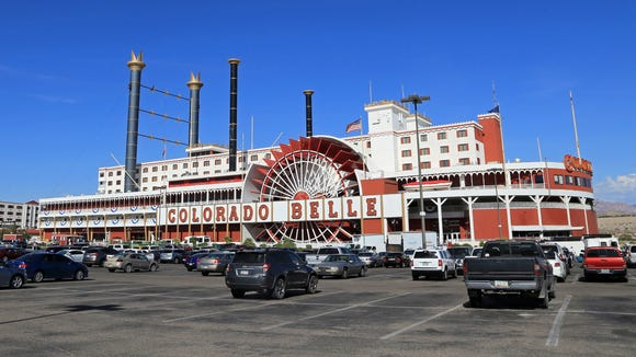 The Colorado Belle is hotel/casino in Laughlin, Nevada, on the Colorado River across from Bullhead City, Arizona.