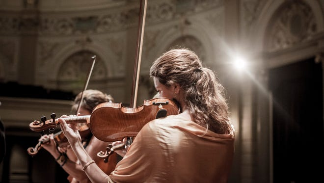 An ensemble of musicians from Amsterdam's renowned Royal Concertgebouw Orchestra will perform at Kean University stage on Jan.20. It's the first North American tour for Camerata RCO, which also includes sold-out shows at the Library of Congress in Washington, D.C., and the Frick Museum in New York.