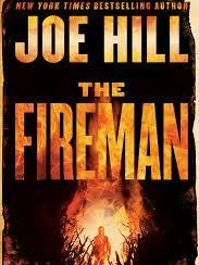 'The Fireman' by Joe Hill.