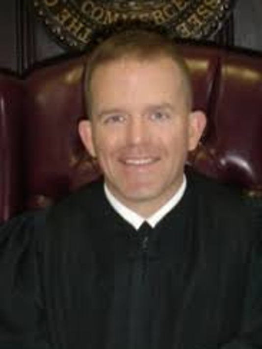 Campbell County Circuit Court Judge John McAfee