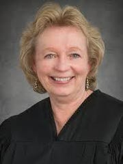 U.S. District Judge Pamela Reeves is shown in this