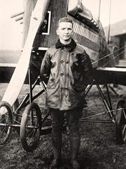 Robert Henry Willis Jr., who served in World War I and is buried in Simpsonville, is believed to be the state's first military aviator.