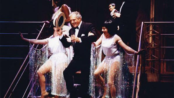 Hal Linden gets back to his performing roots with an April 25 cabaret show at Robert E. Lee High School in Staunton