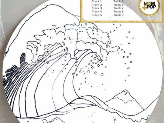 """The Double EP: A Sea of Split Peas"" by Courtney Barnett"