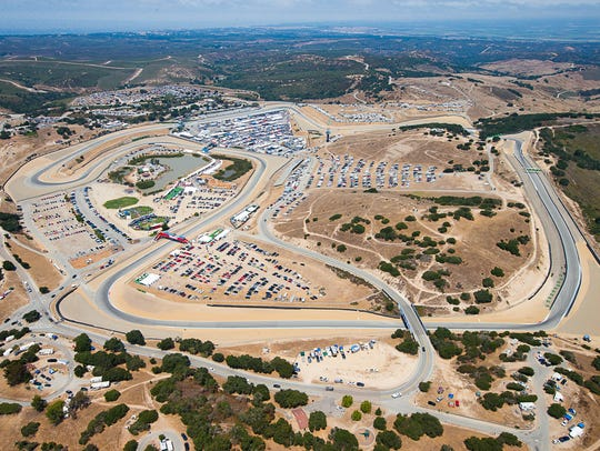 Mazda Raceway Laguna Seca celebrates 60 years since
