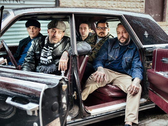 Street Dogs are back in Asbury Park on Friday, June