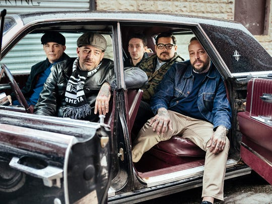 Street Dogs are back in Asbury Park on Friday, June 15.