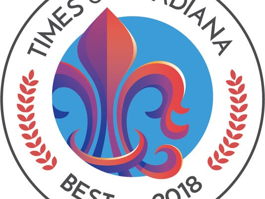 Best Of 2018 Winners According To Times Acadiana