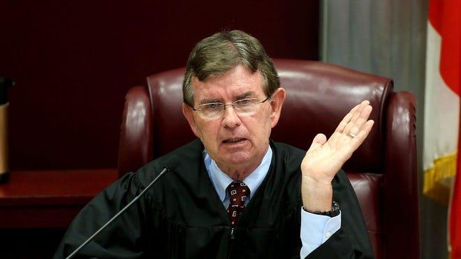 Judge Charles Dodson. File photo.