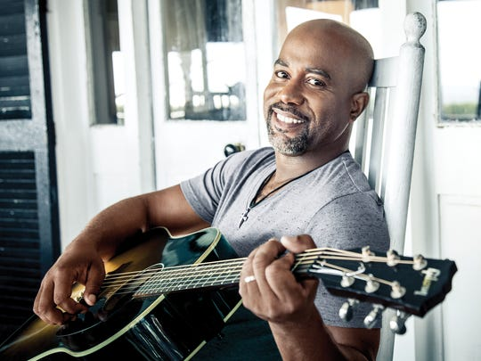 Darius Rucker is among the many country musicians who have performed at Bethel Woods.